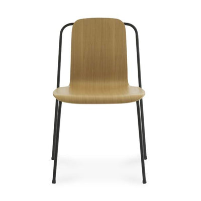 Normann Copenhagen Studio Chair , Oak/Black