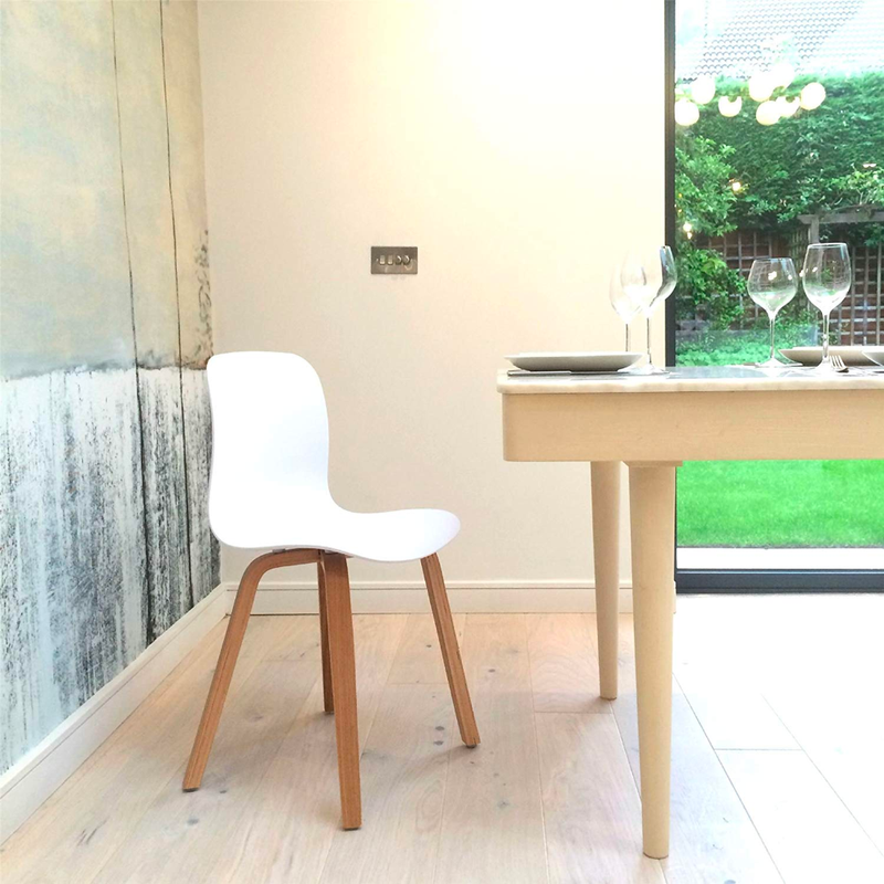 Magis Substance Chair by Naoto Fukasawa - Natural