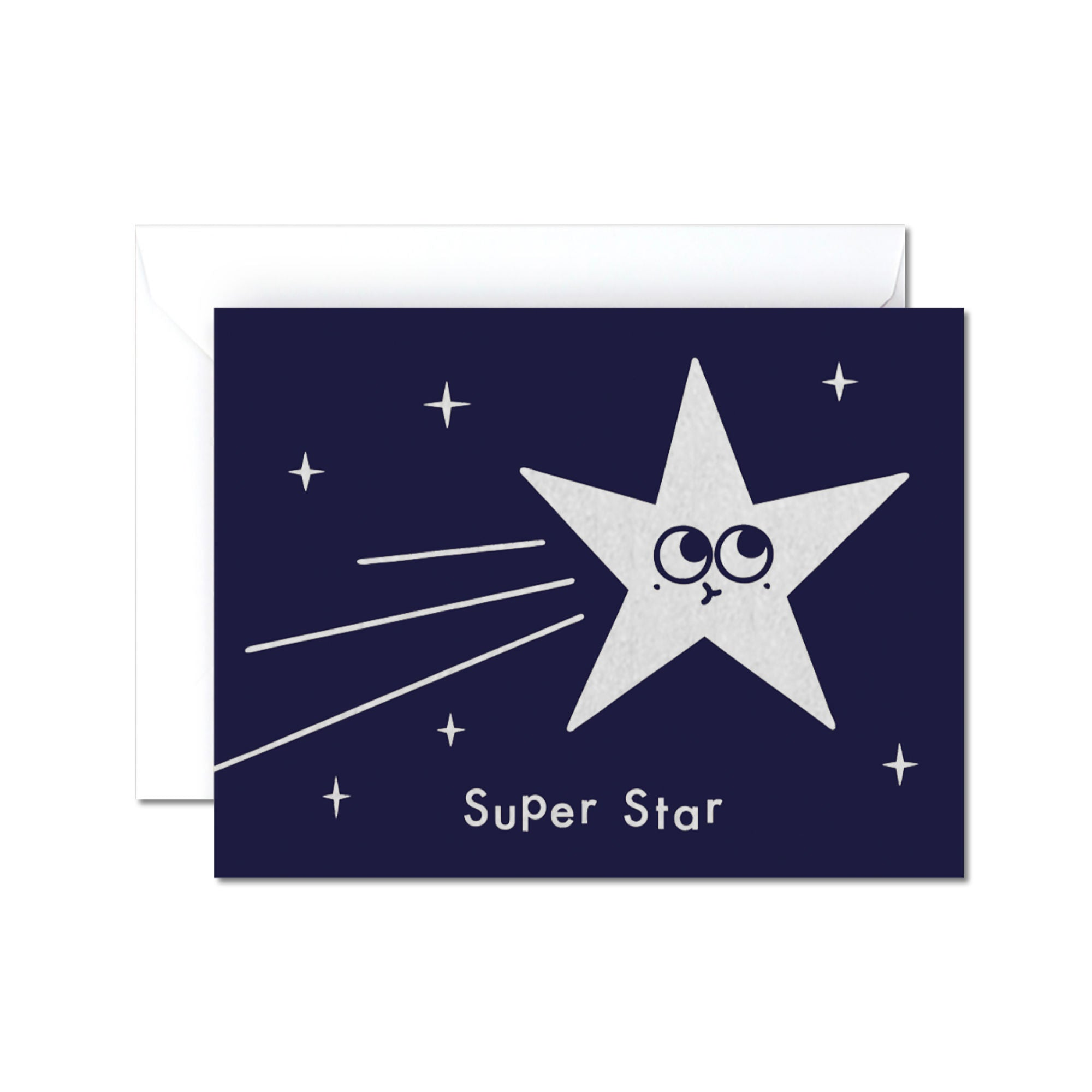 Wrap Magazine Super Star Card