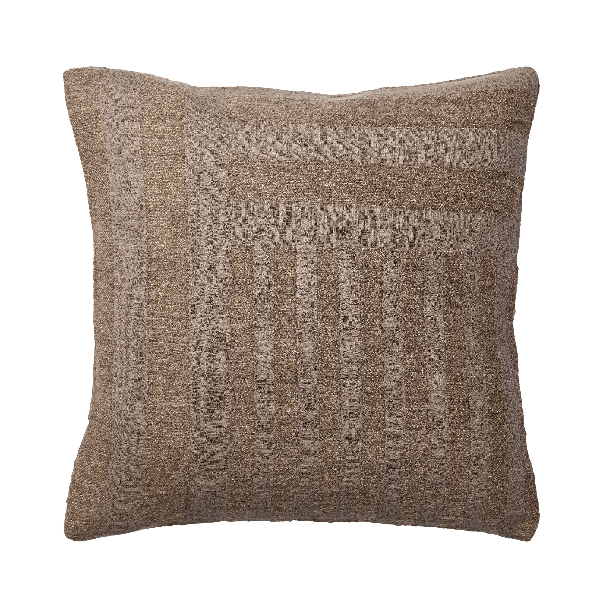 AYTM Contra cushion , taupe