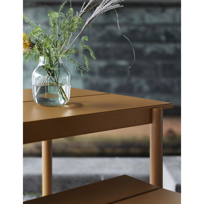 Muuto Linear Steel table 140 * 75 cm