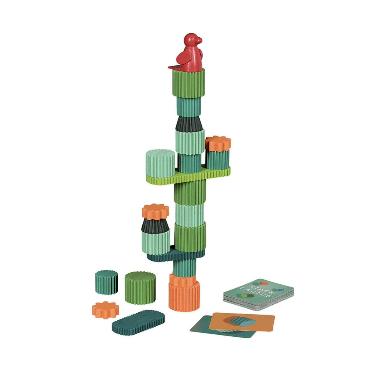 Wild and Wolf Ridley's Game Stack The Cactus Game