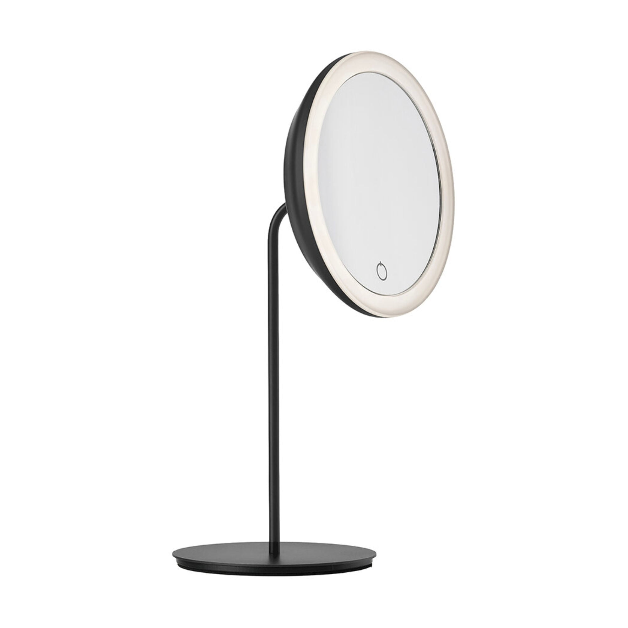 Zone Denmark 5x Magnifying Make-up Mirror Table , Black