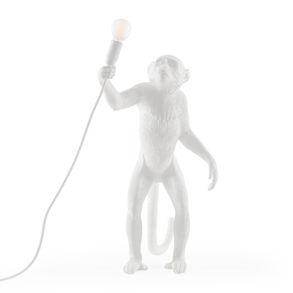 Seletti The Monkey Lamp