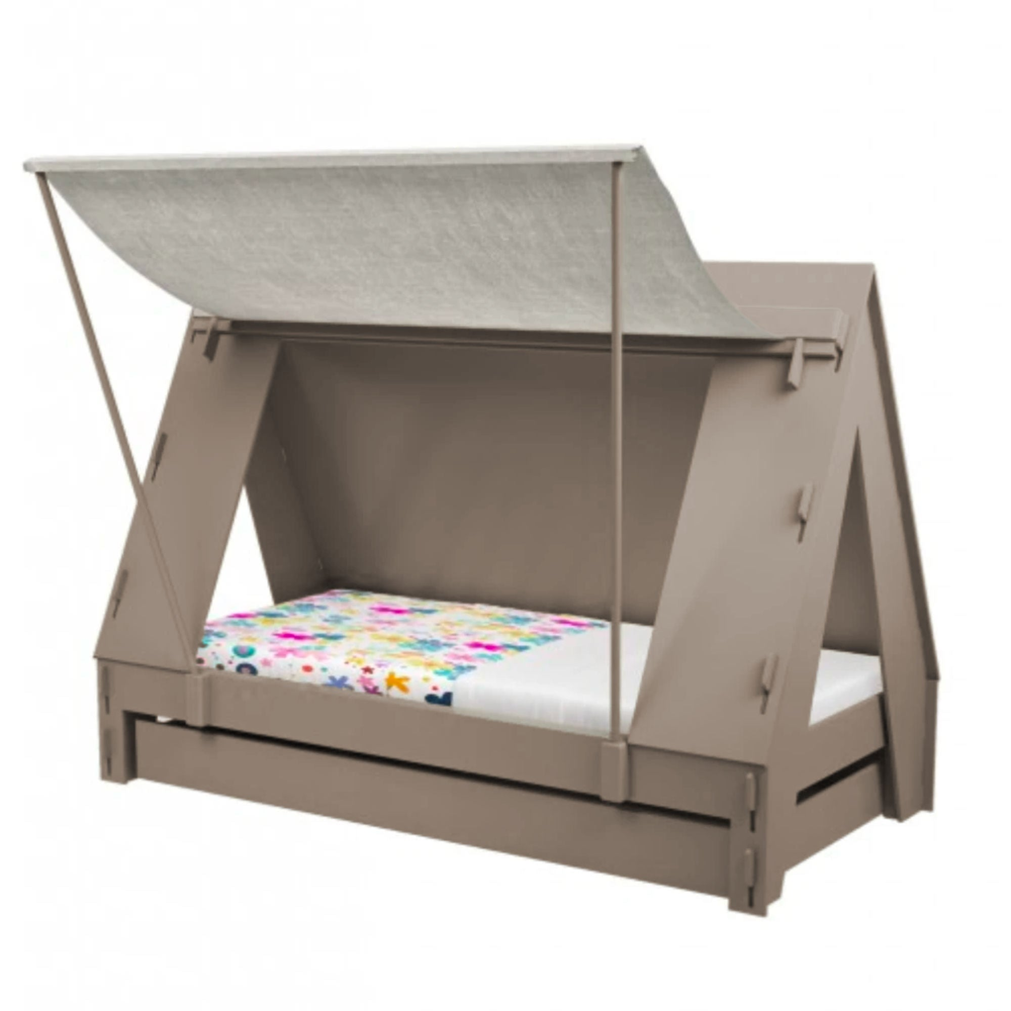 Mathy by Bols Tent Bed , Taupe
