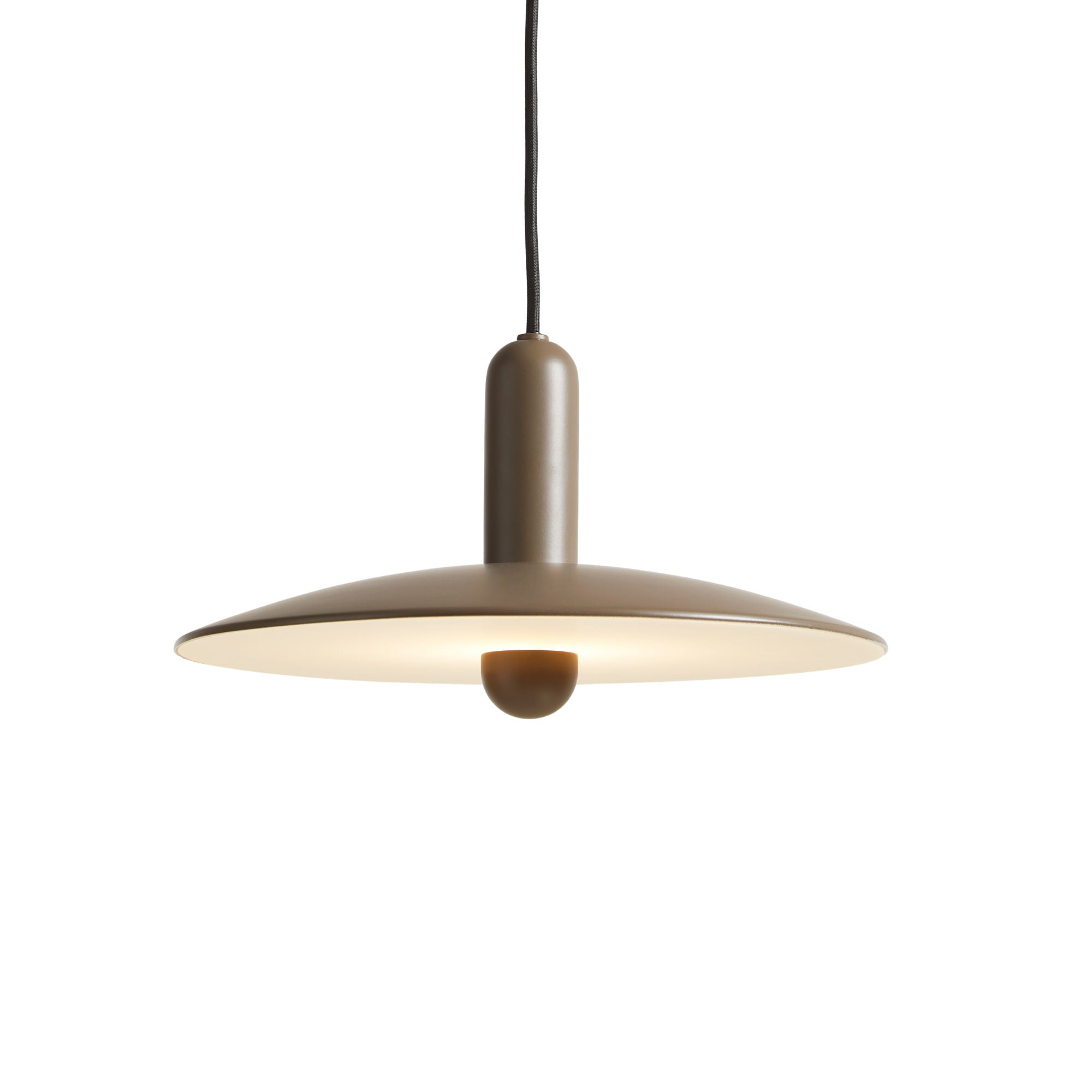 Woud LU Pendant Small , Taupe
