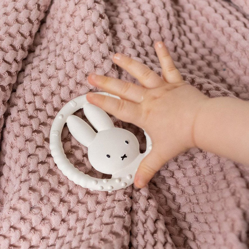 Miffy Rubber Teether Ring