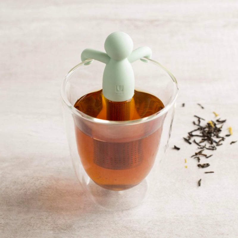 Umbra Buddy tea infuser, mint