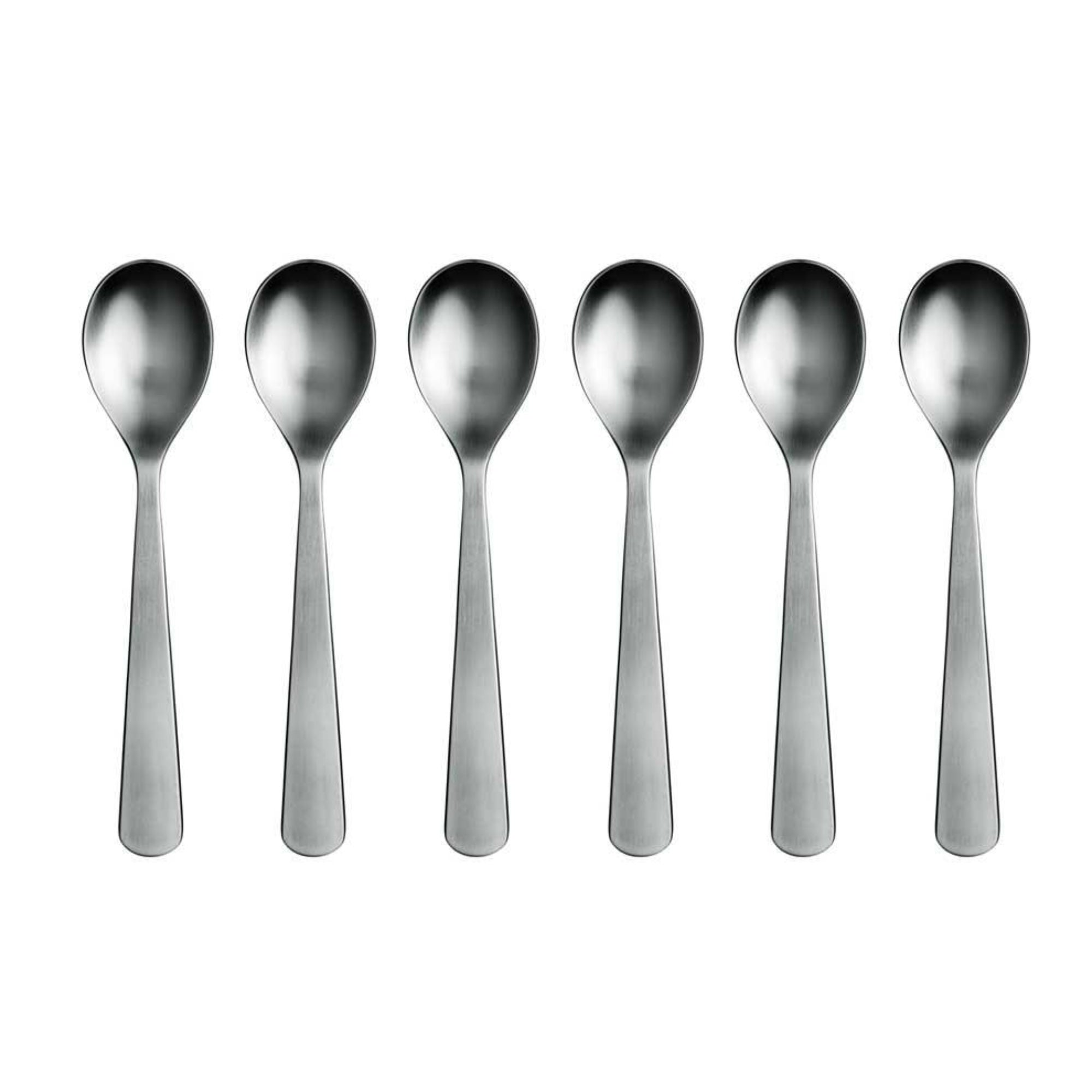 Normann Copenhagen Teaspoon Set of 6
