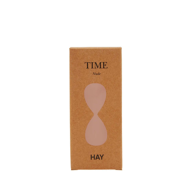 Hay Time 3 Minutes Sand Timer , Nude