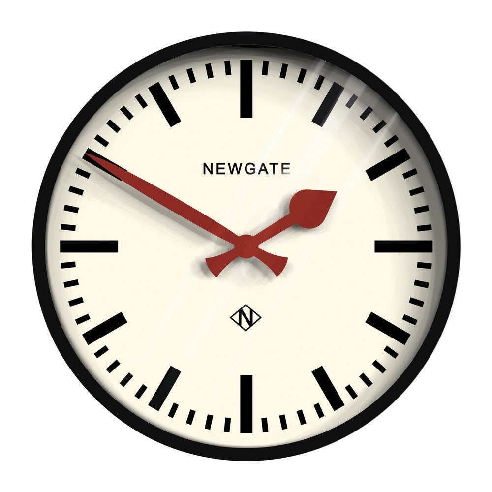 Newgate Luggage Wall Clock