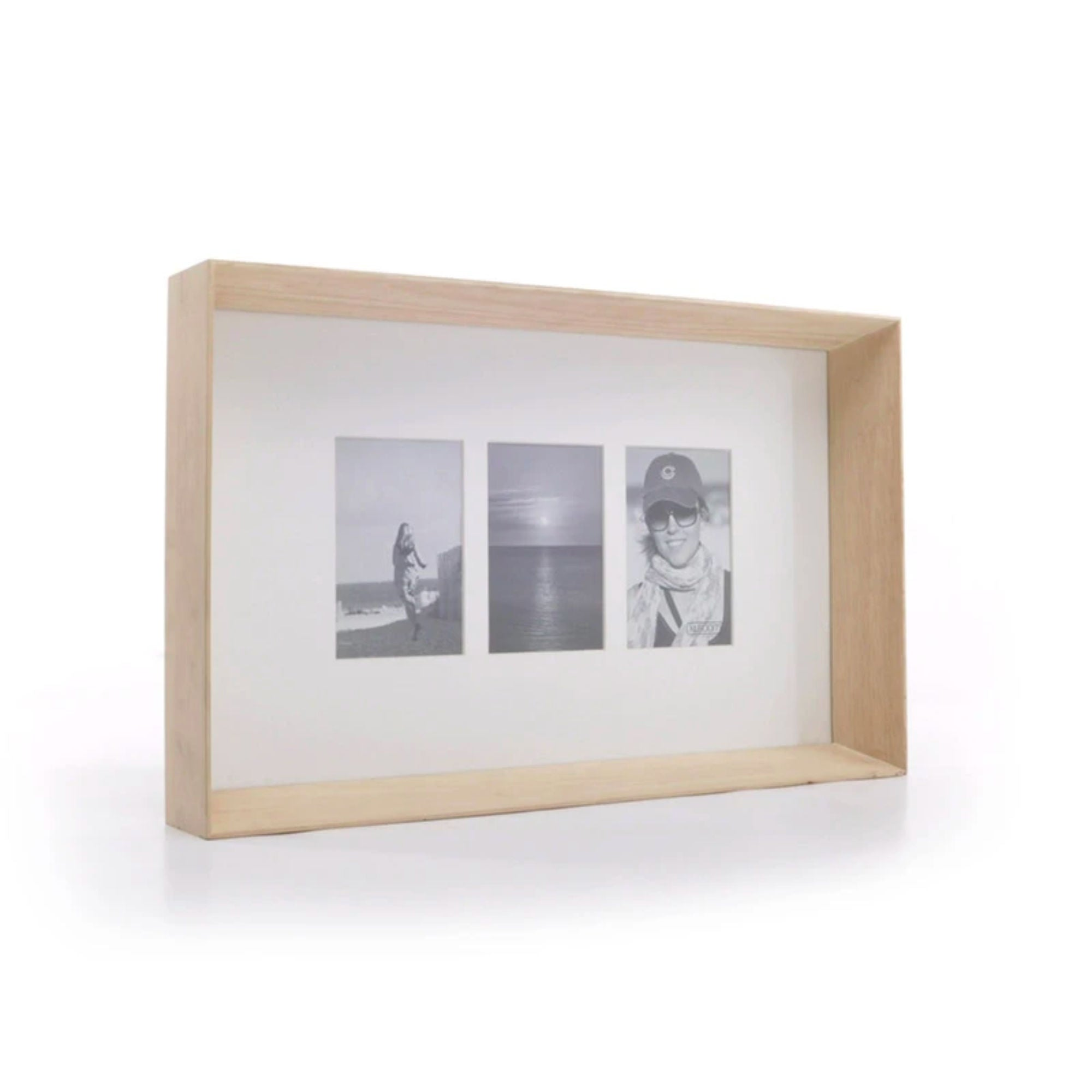 XL Boom Prado Photo Frame , Timber