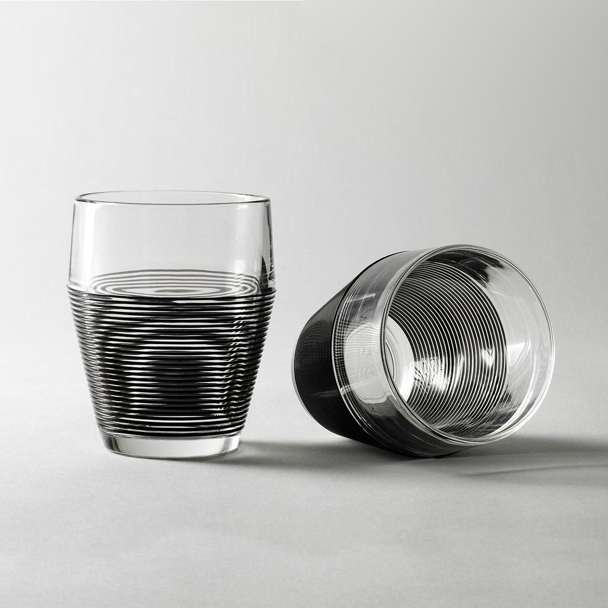 Design House Stockholm Timo Termo Tumbler Set of 2 , Black
