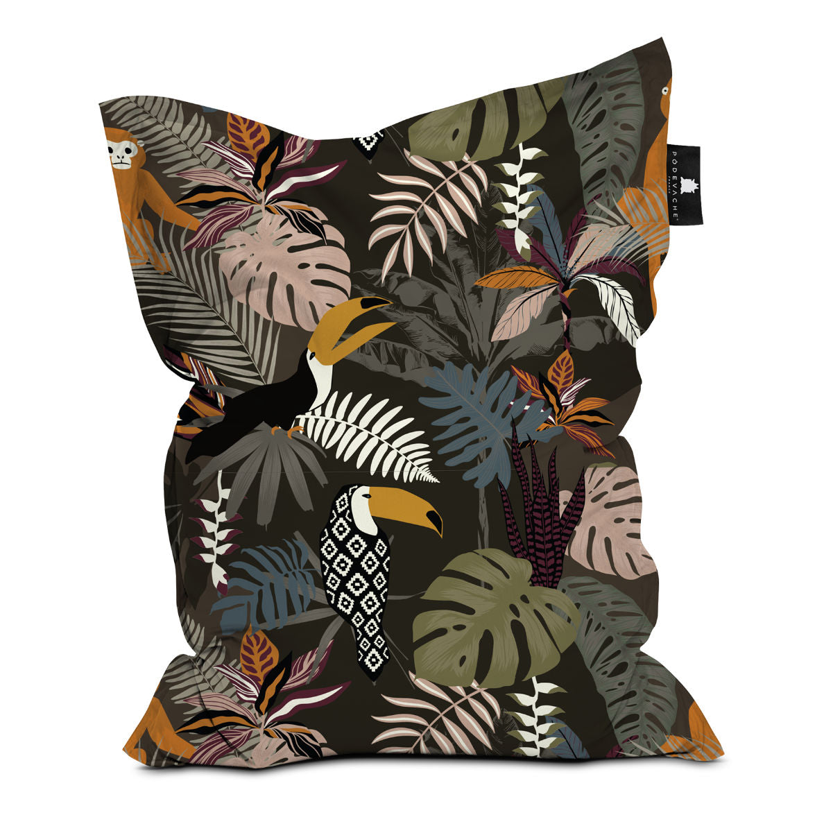 Podevache Bean Bag Outdoor , Toco Toucan