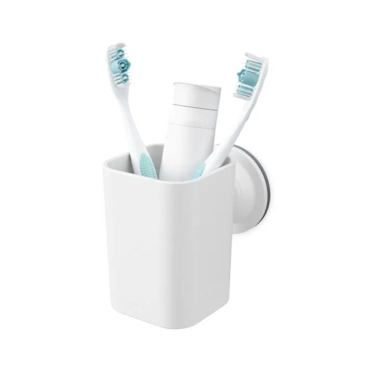 Umbra Flex sure-lock toothbrush holder