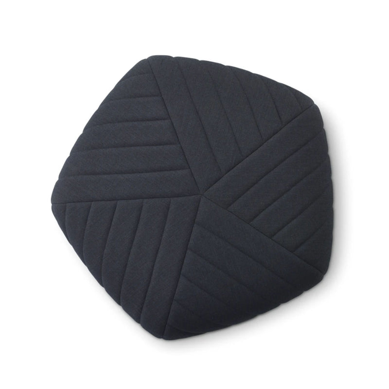 Muuto Five pouf, large, remix 183