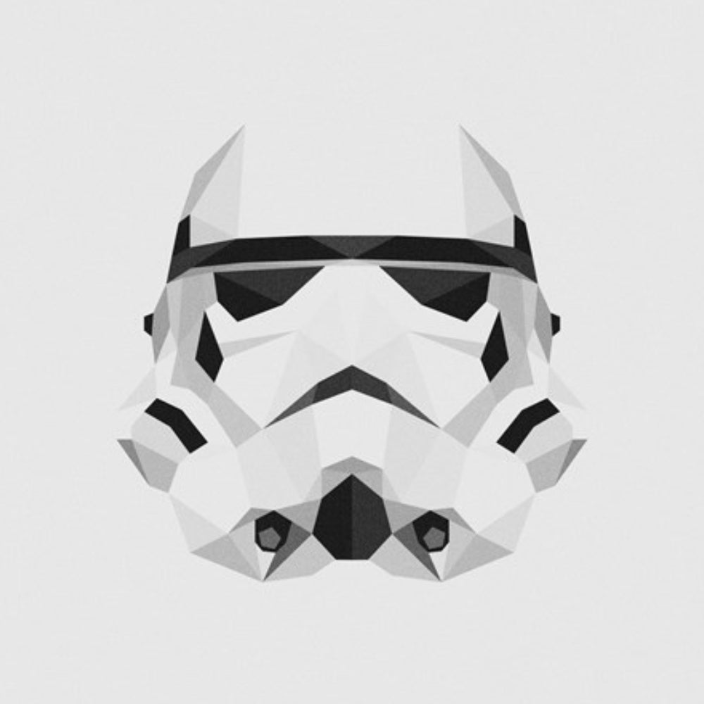 IXXI Star Wars Icons Stormtrooper