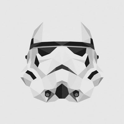 Star Wars IXXI Icons Stormtrooper