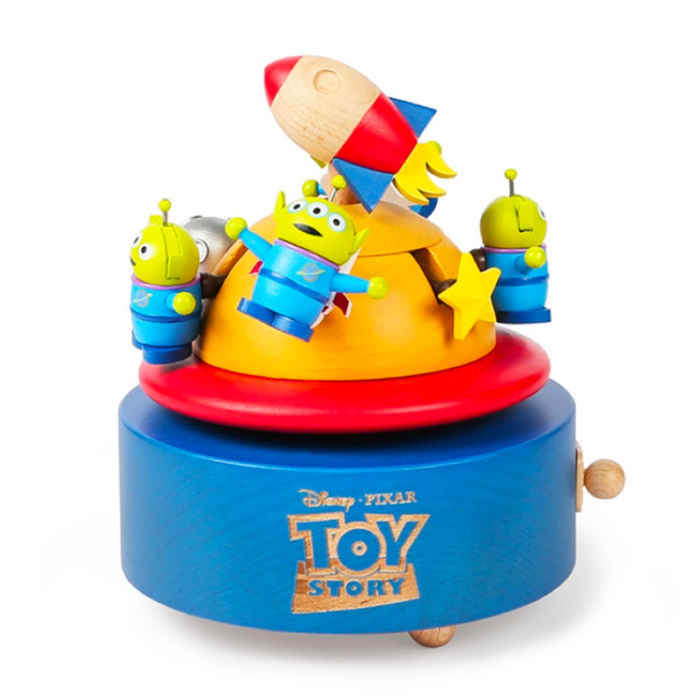 Toy Story Music Box