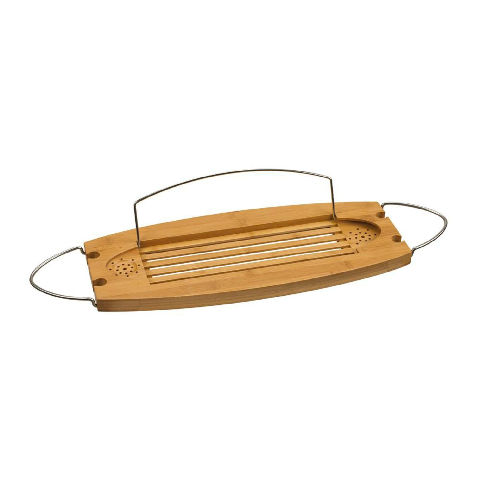 Umbra Tranquil Bath Caddy , Natural