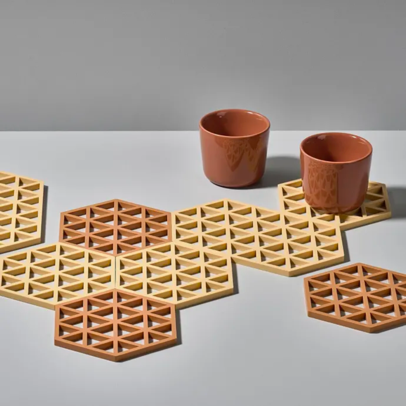Zone Denmark Silicone Hexagon Trivet