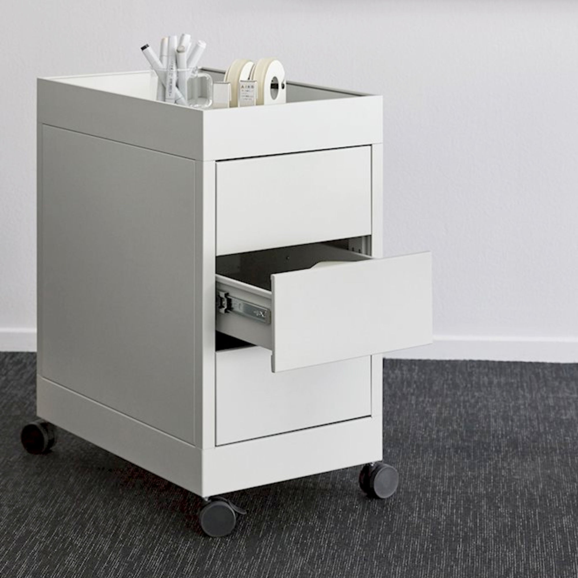 Hay New Order trolley B , Light Grey