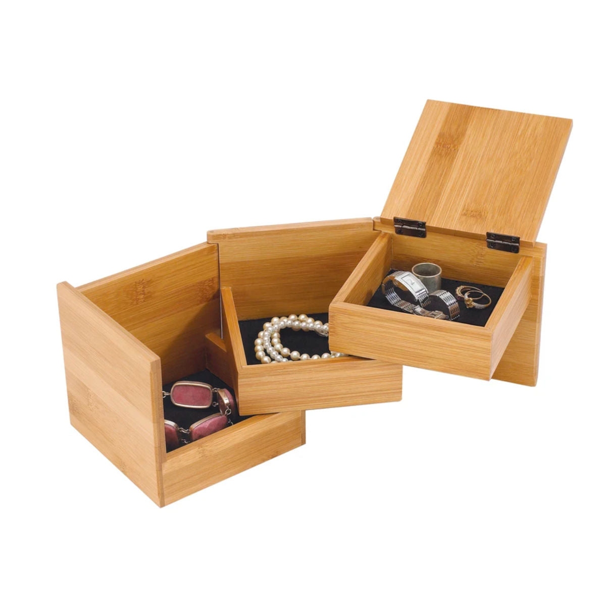 Umbra Tuck jewellery storage box