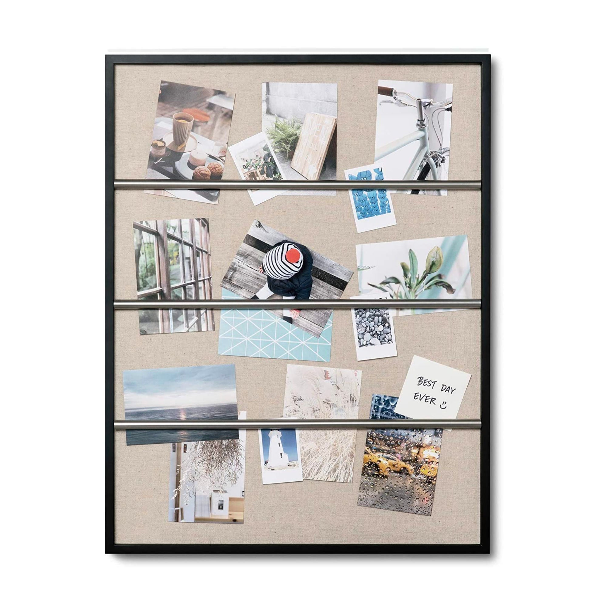 Umbra Tucker photo display, black