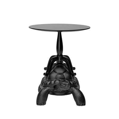 Qeeboo Turtle Carry Coffee Table , Black