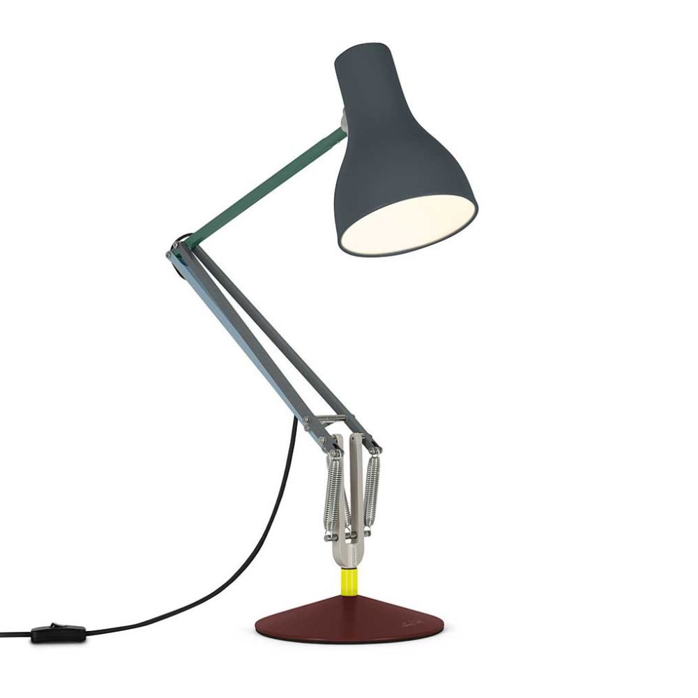 Anglepoise x Paul Smith Edition Four Type 75 Table Lamp