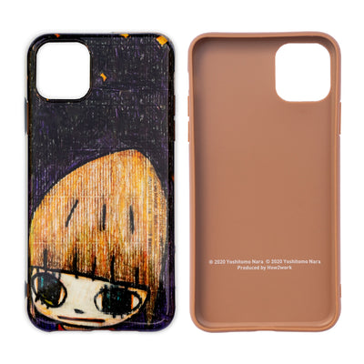 Yoshitomo Nara 2020 mobile case for iPhone 11 Pro Max, Untitled 2008