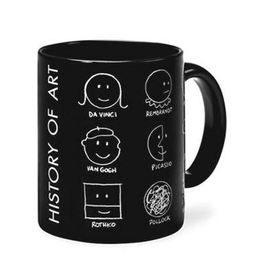 Moma History of Art Mug