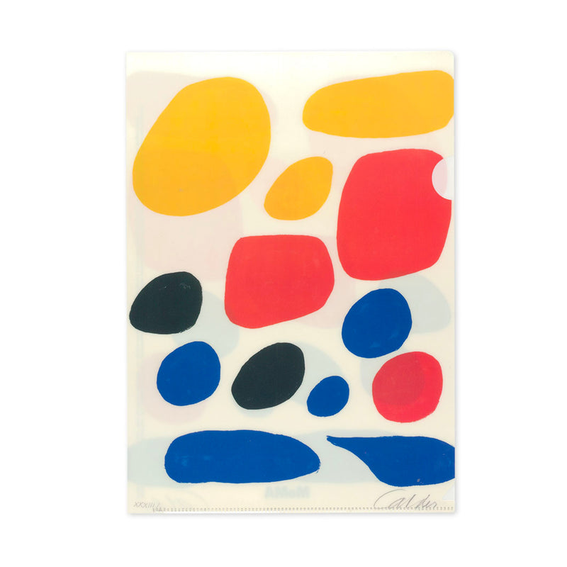 MoMA Untitled by Alexander Calder Folder