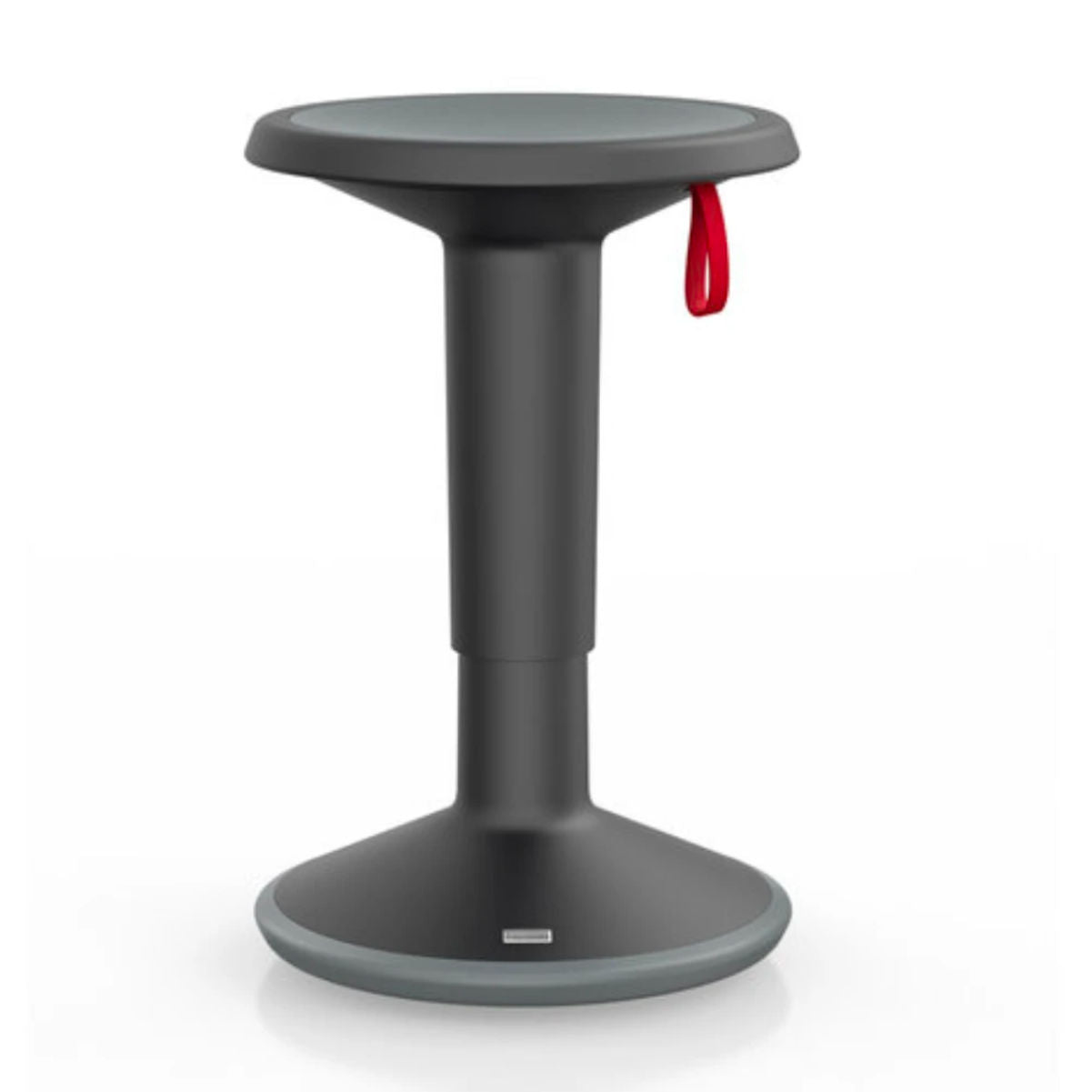 Interstuhl Upis1 ergonomic stool, space black