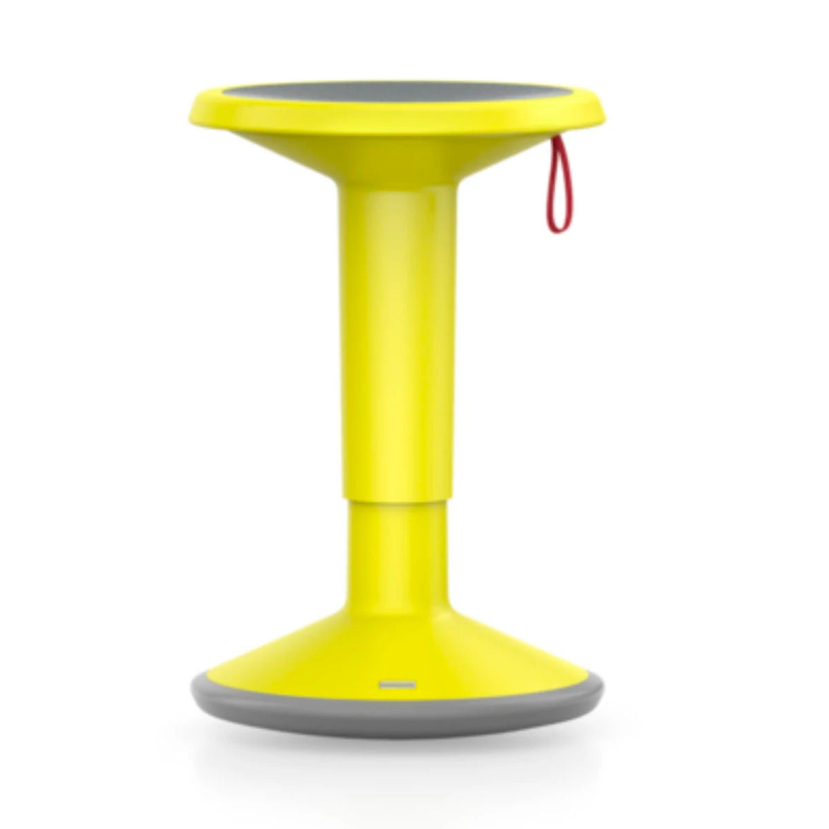 Interstuhl Upis1 ergonomic stool, passion yellow
