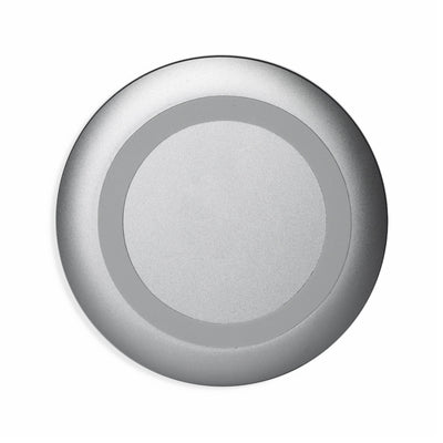 Mother Of Pearl Wireless Charger , Alchemy White