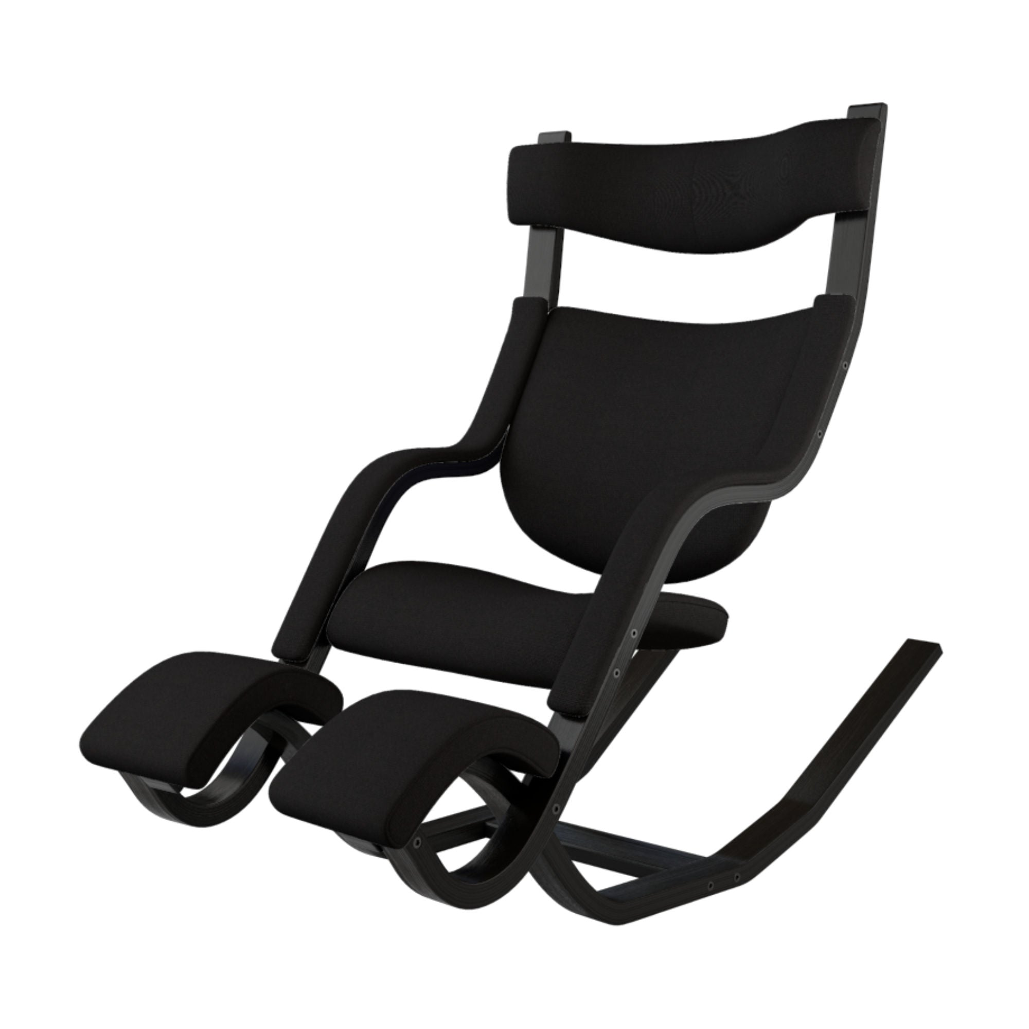 Varier Gravity™ balans® Reclining Chair , Black
