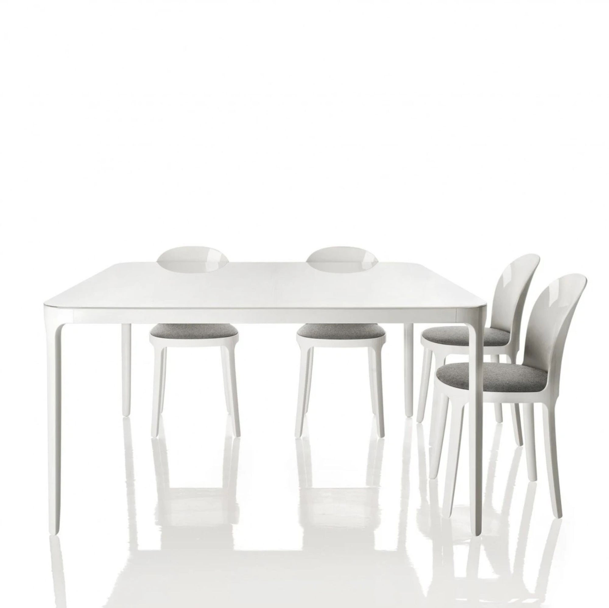 Magis Vanity Extending Table 160/220 cm White