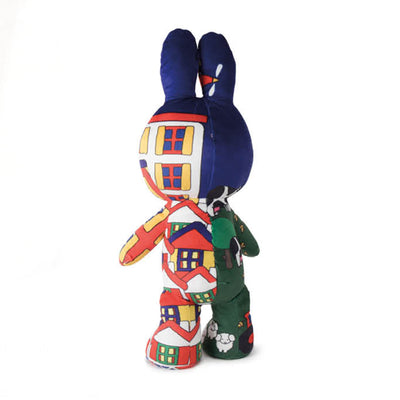 65 Years Limited Edition | Miffy Fashion Design plush doll 34cm , Village vs City