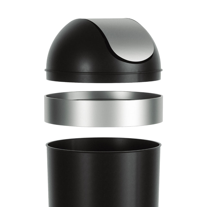 Umbra Venti can 62 litre, black