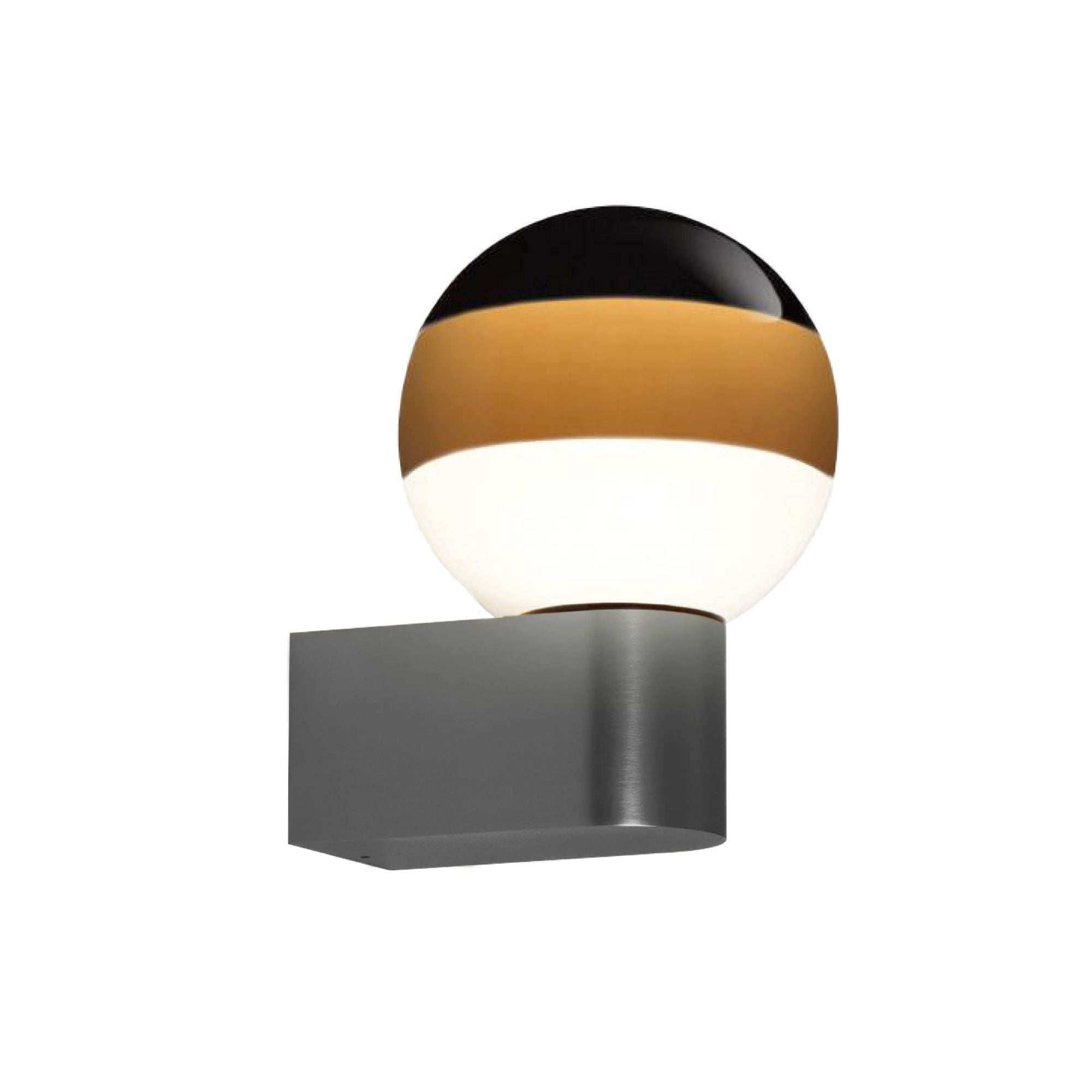 Marset Dipping light A1-13 wall lamp, black