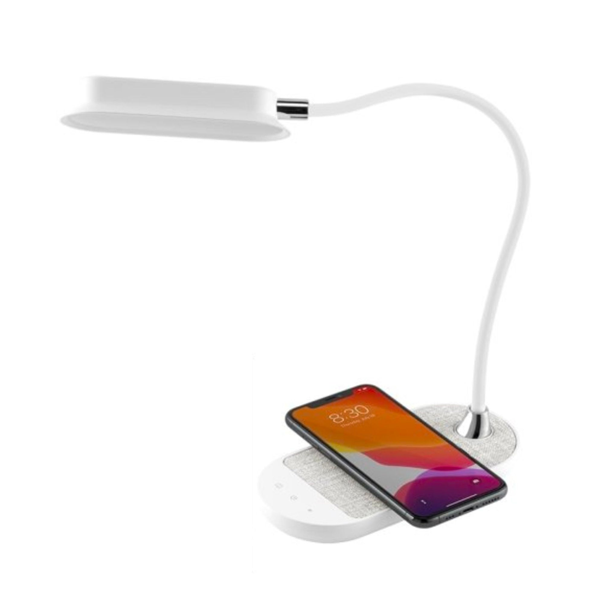 Q.Led Flrx Mini Lamp with wireless charging base