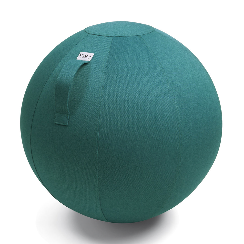 VLUV LEIV active sitting & yoga ball Ø65cm, dark petrol