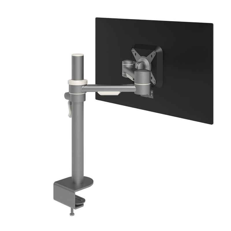 Dataflex Viewmate Monitor Arm Desk 662 , Silver
