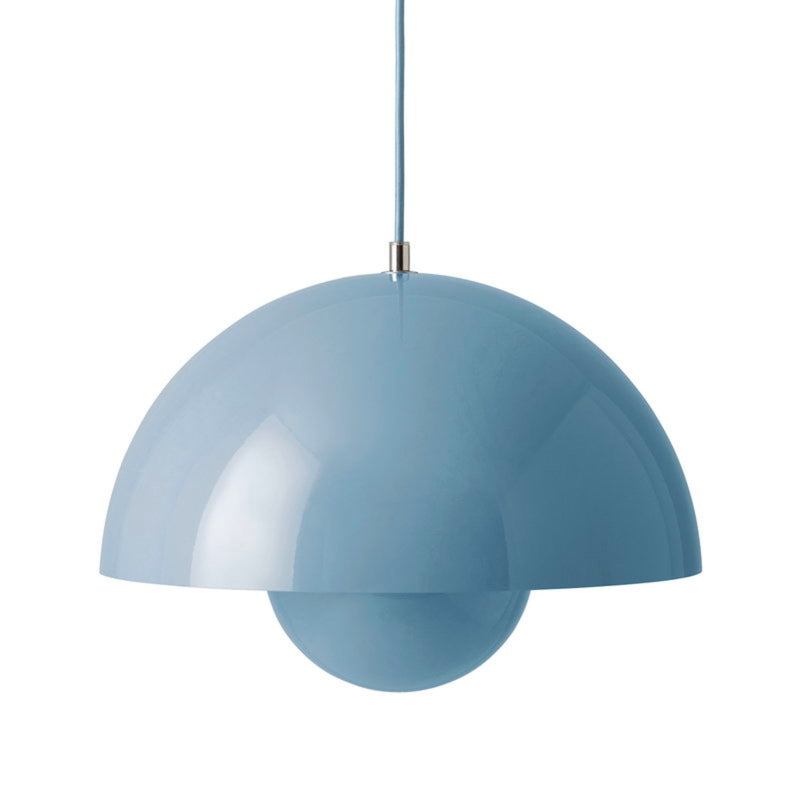 &Tradition Flowerpot pendant lamp, light blue