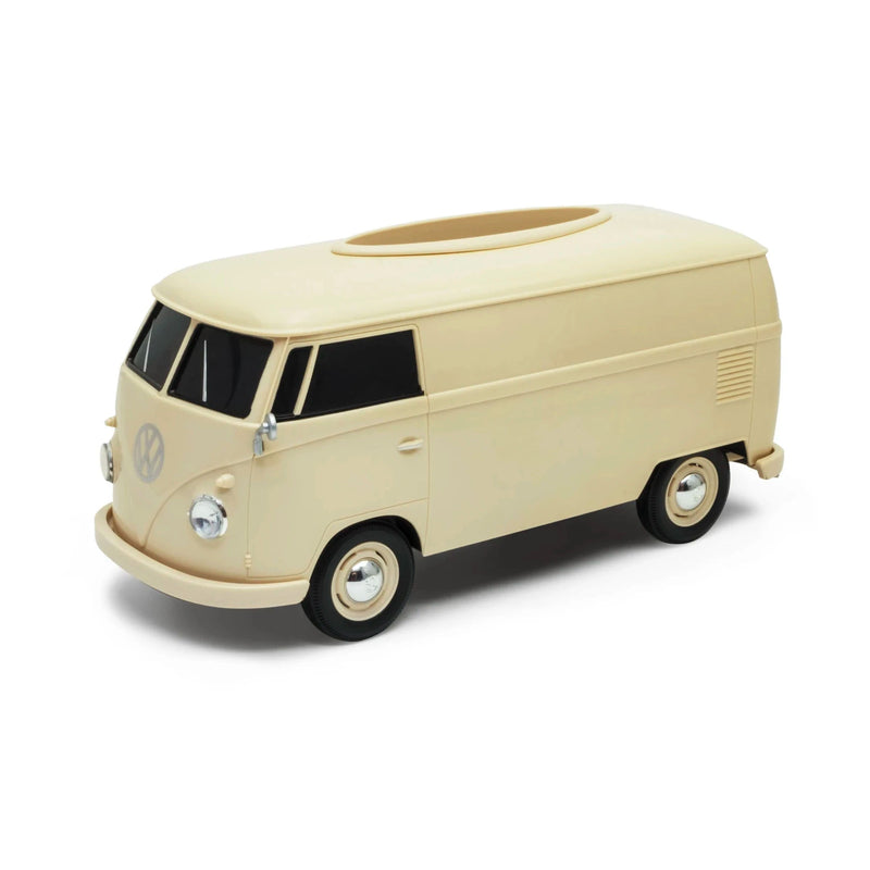Volkswagen VW T1 Bue 1:16 Tissue Box , Cream