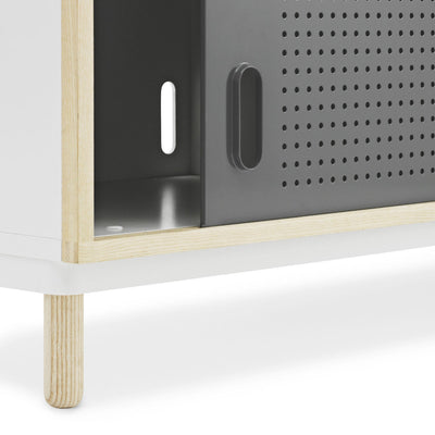 Normann Copenhagen Kabino sideboard with drawers, grey