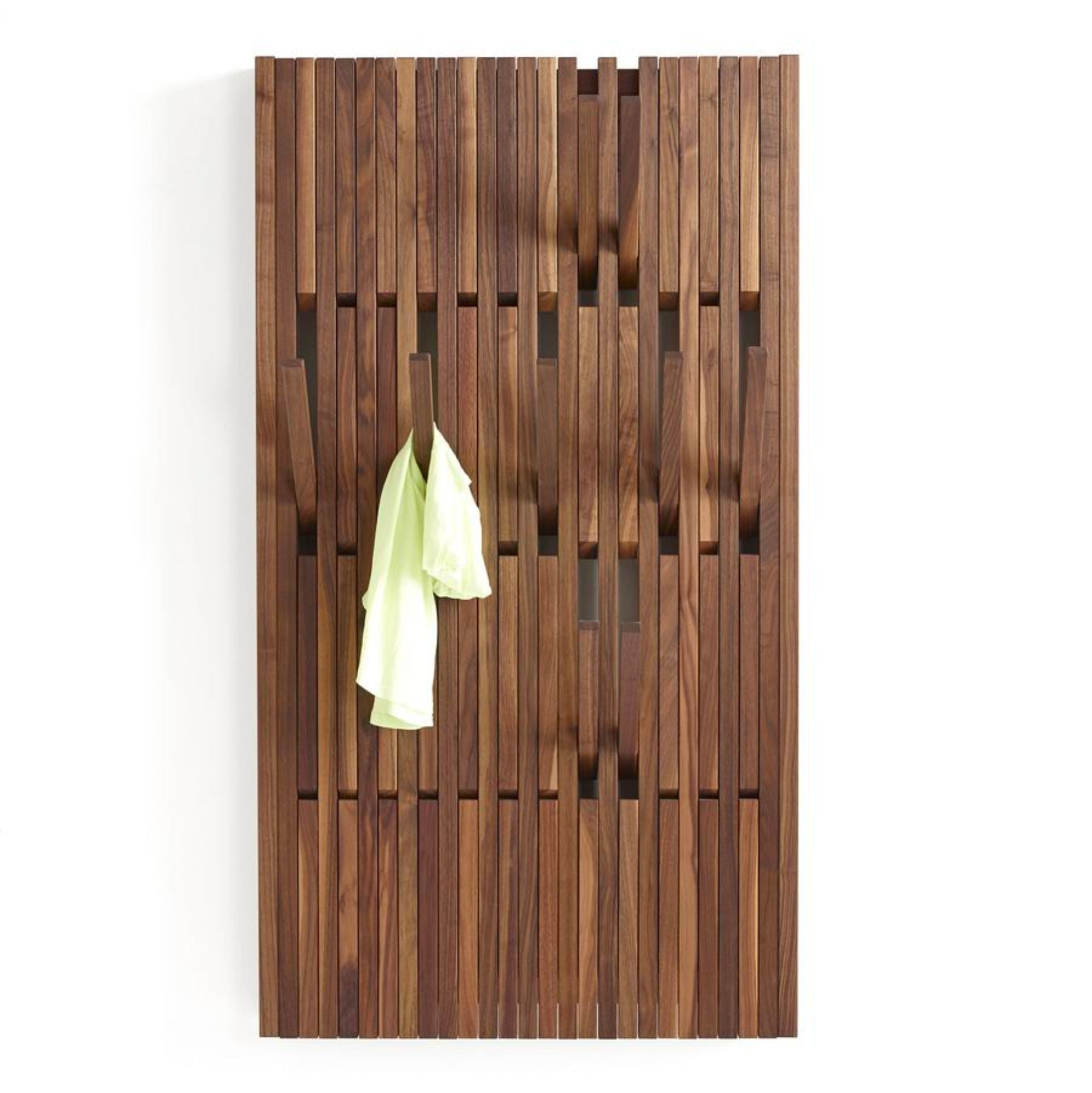 Peruse Piano hanger panel, Large - Walnut natural oiled