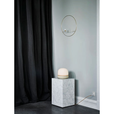 Menu Stone Table Lamp , Sand