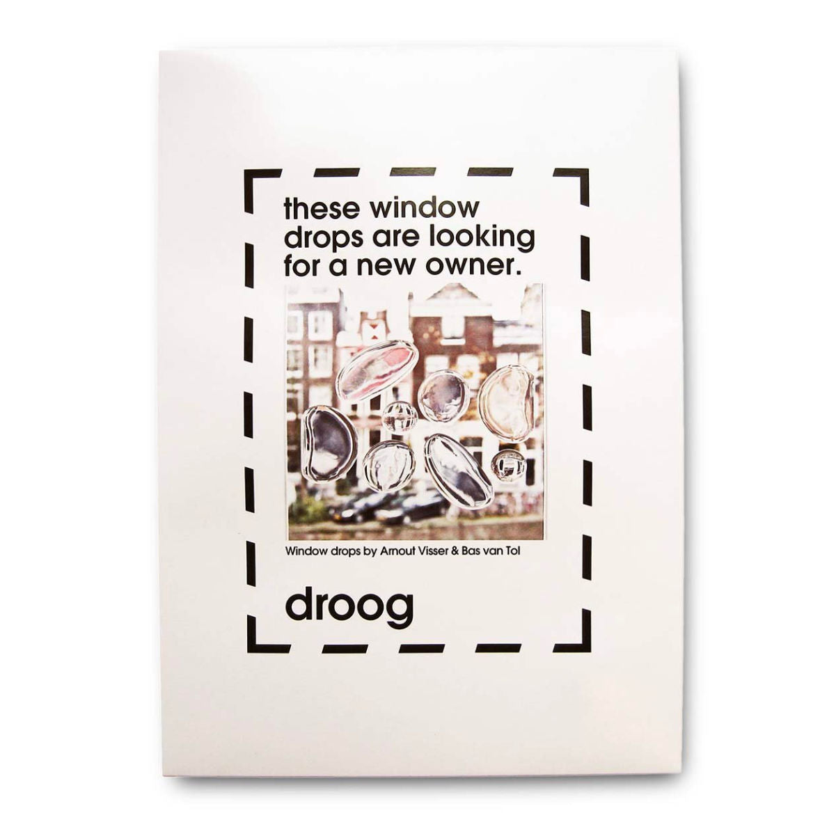 Droog Window Drops window stickers